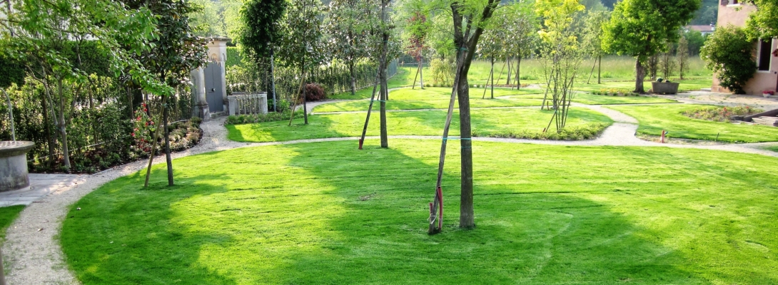 Giardino a Luvigliano