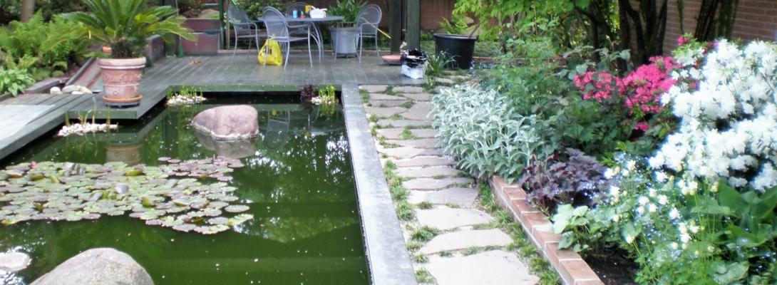 Laghetti e piscine