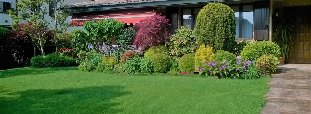Giardino a Montegrotto Terme
